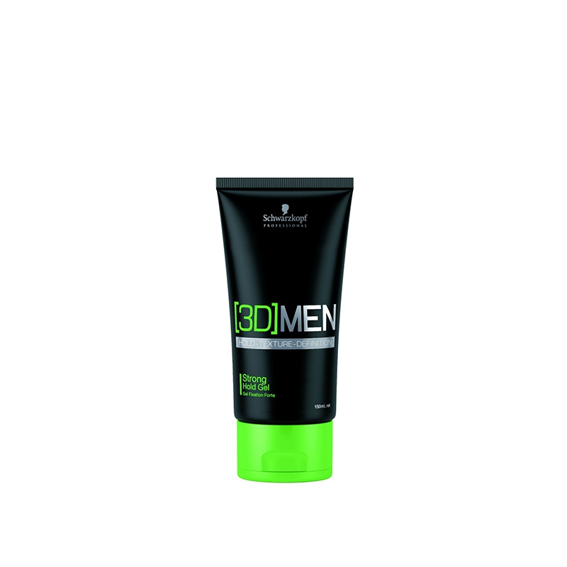Schwarzkopf Professional 3DMENSION Strong Hold Gel 150ml
