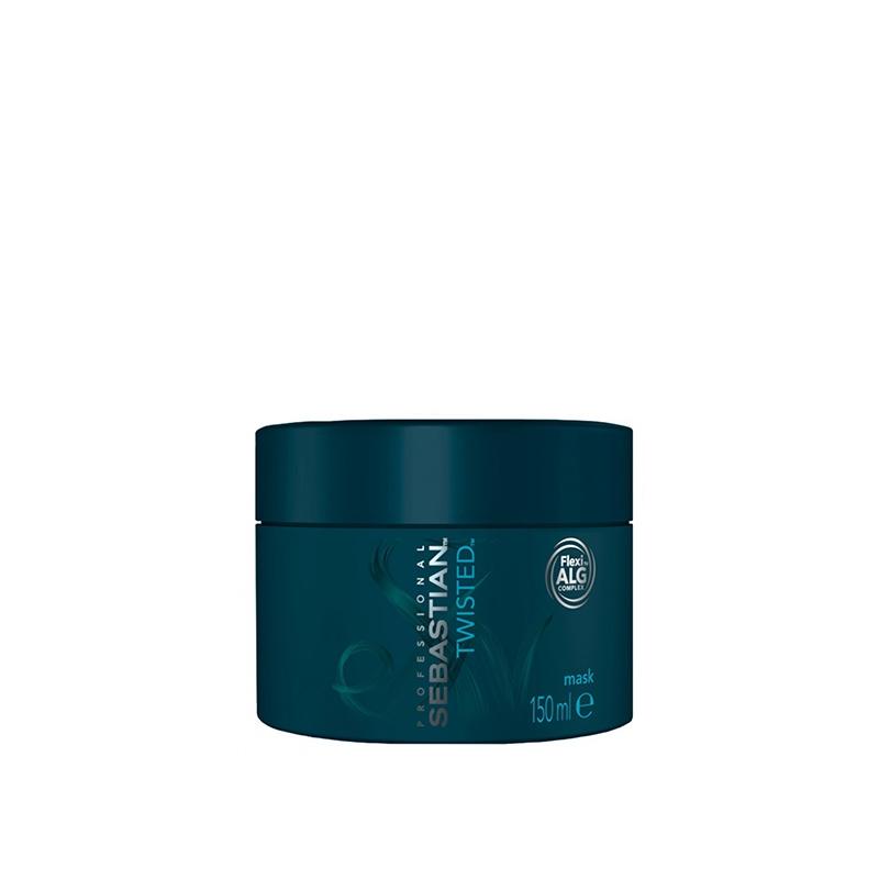 SEBASTIAN  TWISTED MASK 150ML. Μάσκα περιποίησης και ενδυνάμωσης για μαλλιά με μπούκλες.