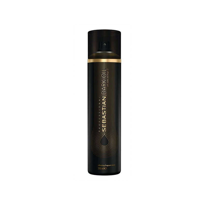 SEBASTIAN DARK OIL ΣΠΡΕΙ 200ml. Ανάλαφρο σπρέι (dry conditioner) για λάμψη και μεταξένια απαλότητα