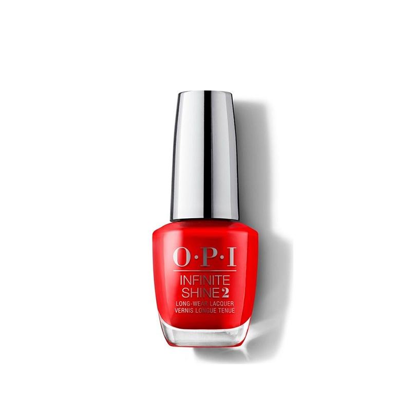 OPI Infinite Shine Red...
