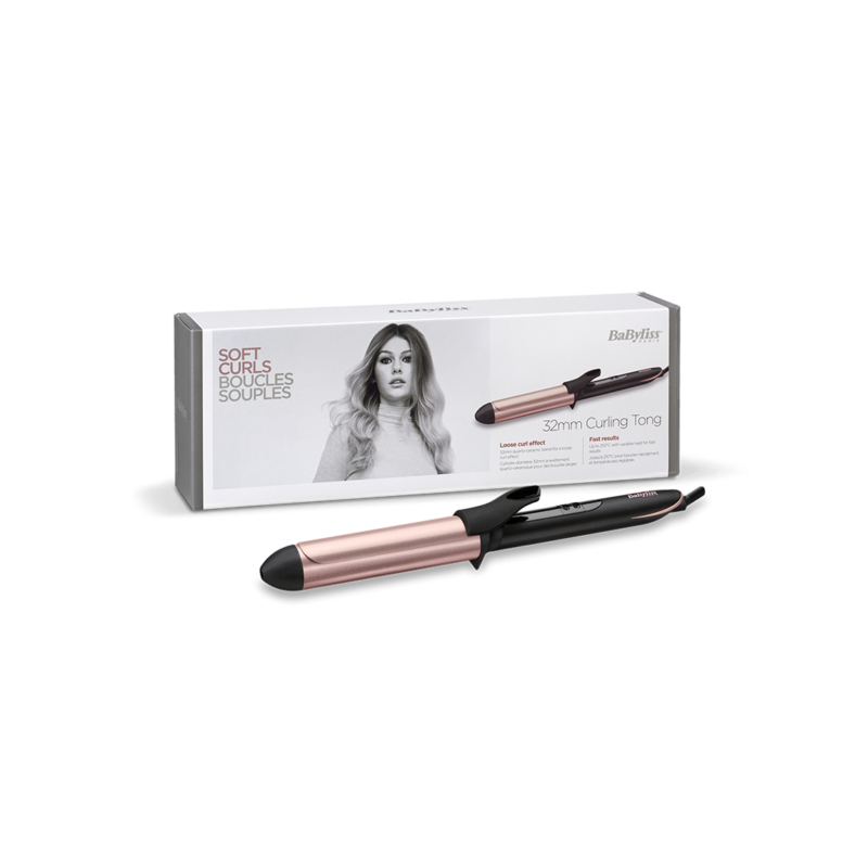Babyliss Rose Quartz C452E...