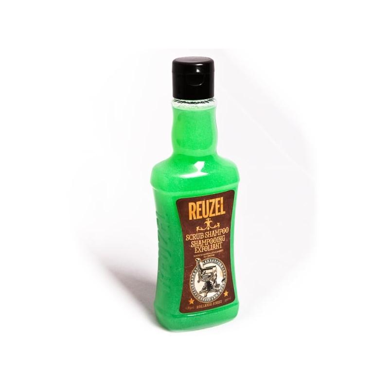 reuzel scrub shampoo 350ml...