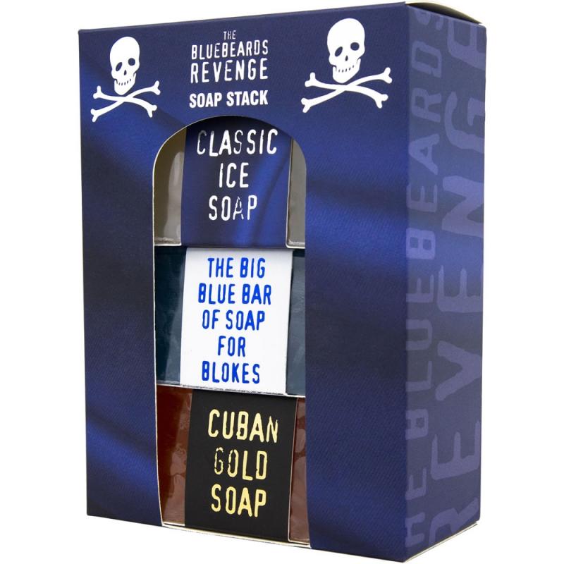 The Bluebeards revenge soap...