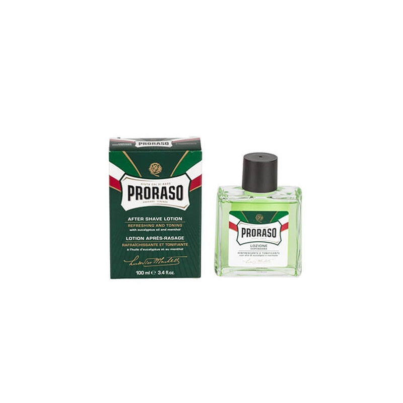 PRORASO AFTER SAVE LOTION...