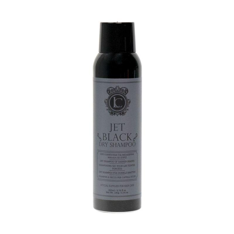 DRY SHAMPOO- JET BLACK 200 ml