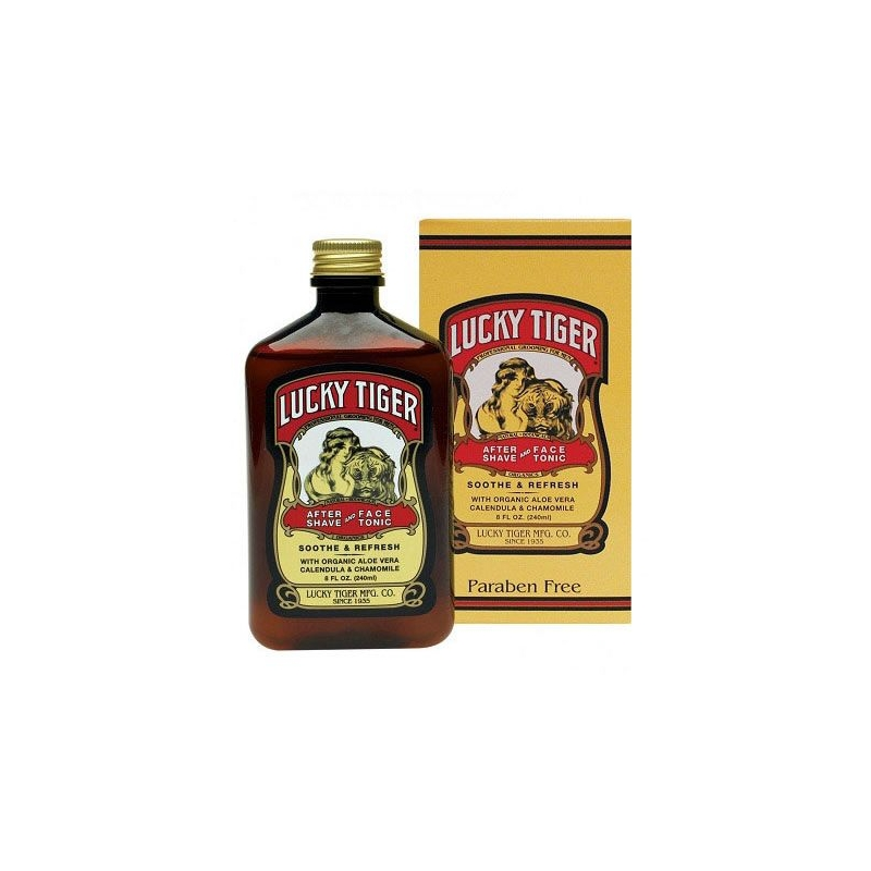 Lucky Tiger After Shave &...