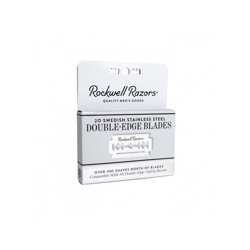 Rockwell Razors  20pcs pack...