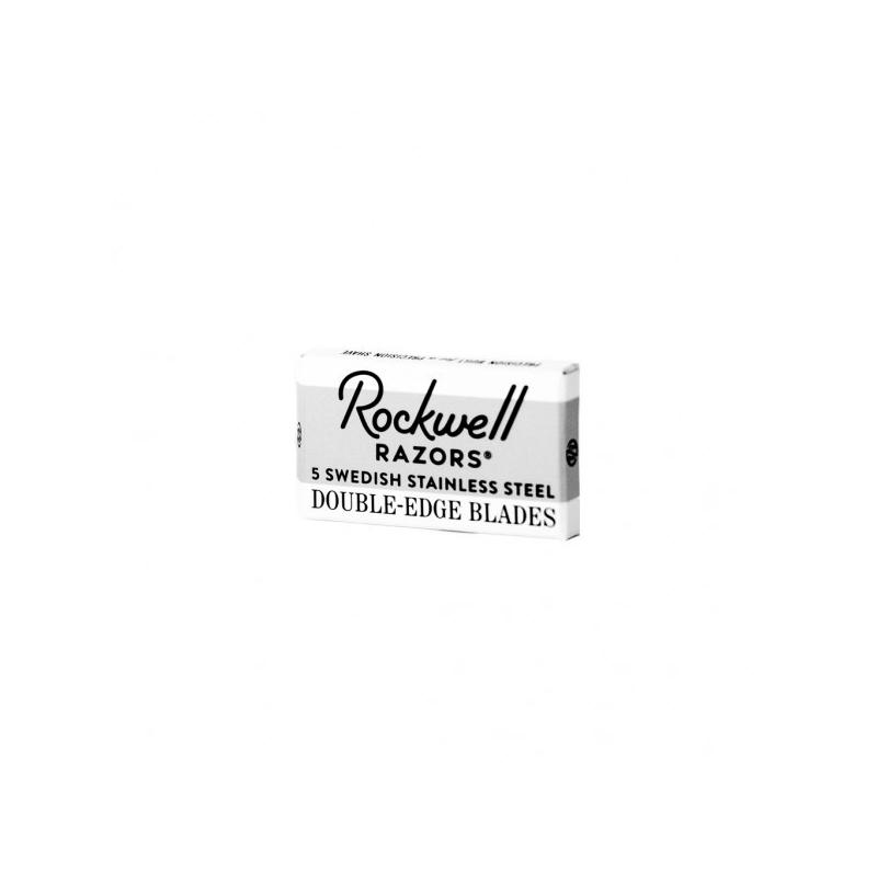 Rockwell Razors  5pcs pack...