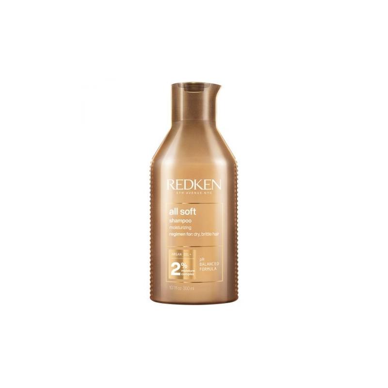 Redken All Soft Shampoo 300ml