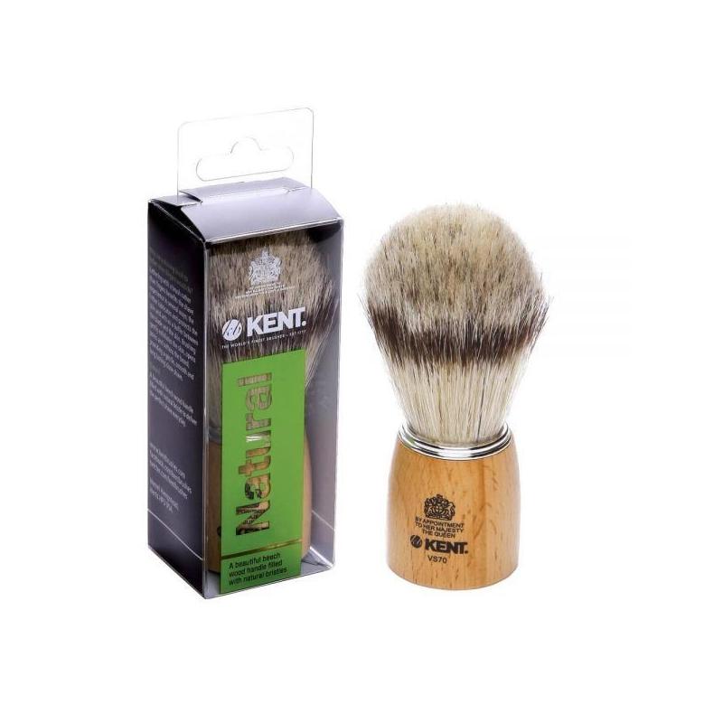 Kent Shaving Brush Wooden...