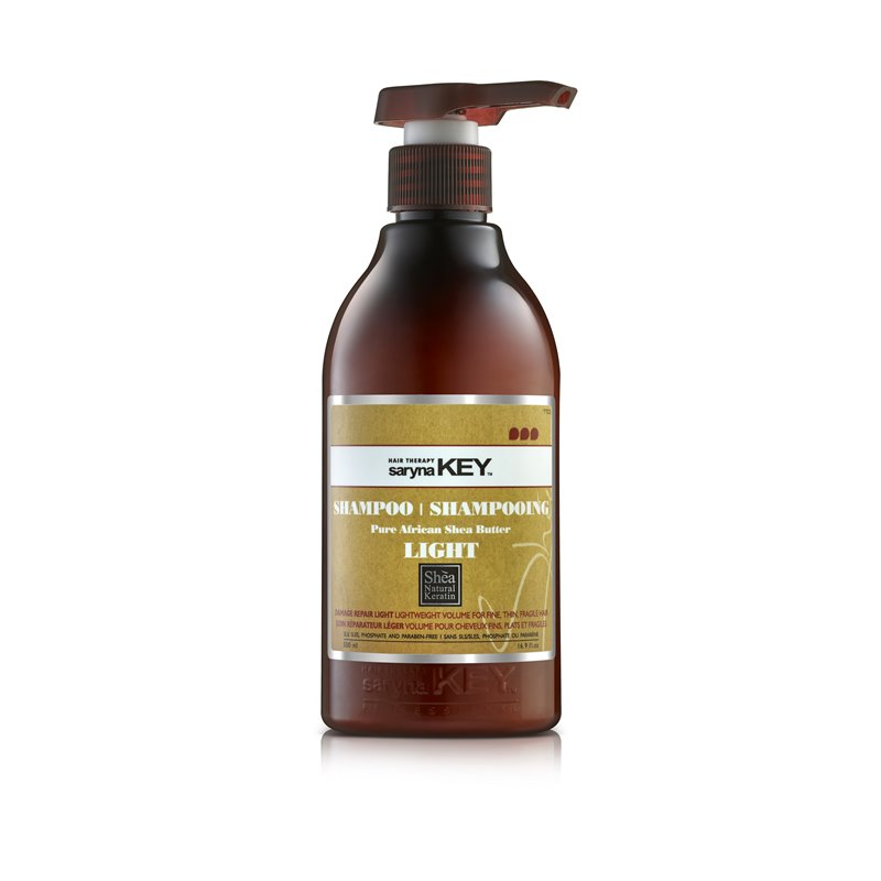 Damage Repair Treatment Shampoo LIGHT 300ml